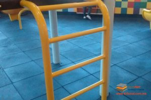 venta de pisos de caucho amortiguante para areas infantiles - Queretaro